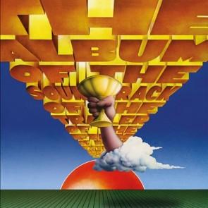 THE ALBUM OF THE SOUNDTRACK LP RSD 2020
