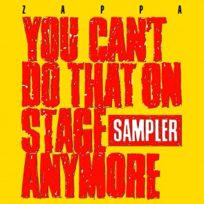 YOU CAN'T DO THAT ON STAGE 2LP RSD 2020