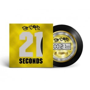 21 SECONDS EP 10'' RSD 2020