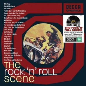 THE ROCK AND ROLL SCENE 2LP RSD 2020