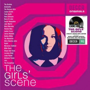 THE GIRLS SCENE 2LP RSD 2020