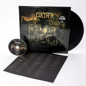 LUCIFER III LP+CD