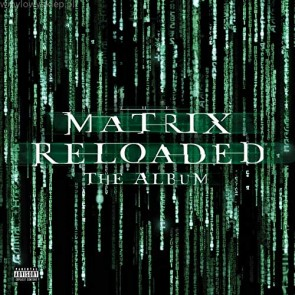 THE MATRIX RELOADED OST (3LP LIMITED GREEN)
