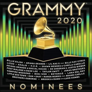 2020 GRAMMY® NOMINEES CD