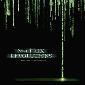 MATRIX REVOLUTIONS OST (2LP LIMITED CLEAR)