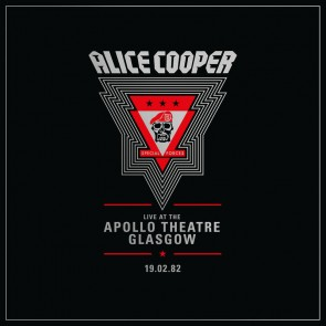 LIVE FROM THE APOLLO THEATRE GLASGOW, FEB 19, 1982 2LP RSD 2020