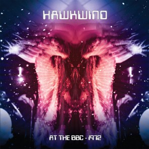 HAWKWIND: AT THE BBC - 1972 2LP RSD 2020