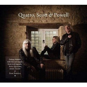 QUATRO, SCOTT & POWELL 2LP RSD 2020