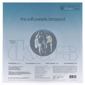 THE SOFT PARADE: DOORS ONLY MIX LP RSD 2020