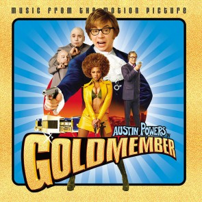 AUSTIN POWERS IN GOLDMEMBER OST LP RSD 2020