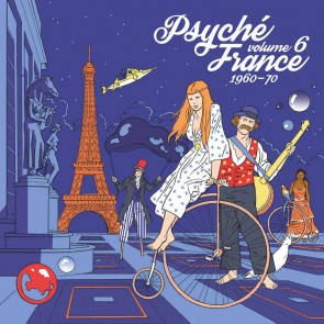 PSYCHÉ FRANCE, VOL. 6 (1960 - 70) LP RSD 2020