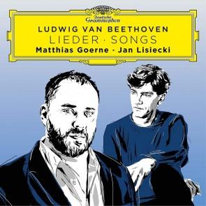 BEETHOVEN SONGS CD