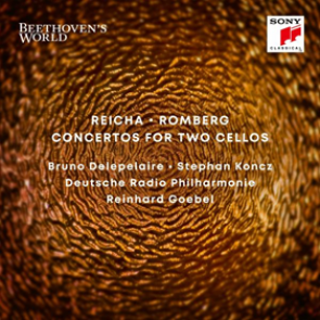Beethoven's World - Reicha, Romberg: Concertos For Two Cellos (CD)