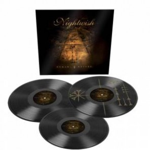 HUMAN.   :II:   NATURE. 3 LP SLEEVE INCL. 12 PAGES BOOKLET