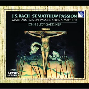 ST. MATTHEW PASSION, BWV 2 (LP)
