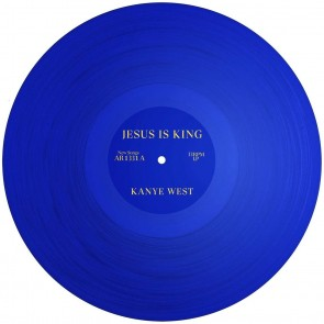 JESUS IS KING (LP)