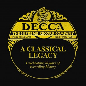 DECCA THE SUPREME RECORD C (55CD)