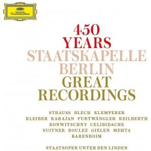 450 JAHRE STAATSKAPELLE BE (15CD)