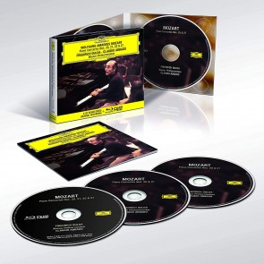 PIANO CONCERTOS NOS. 20, 2 (2CD+BLU RAY)