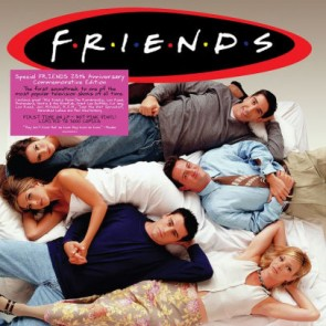 FRIENDS SOUNDTRACK (2LP PINK)