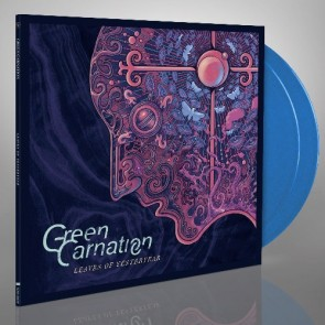 LEAVES OF YESTERYEAR BLUE DOUBLE VINYL LTD TO 300 COPIES