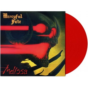 MELISSA CHERRY RED VINYL (1000)
