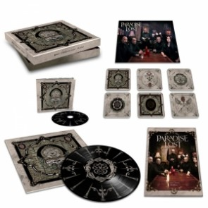 OBSIDIAN BOX INCL. DIGIPAK, PIC LP, COASTER SET BOXSET