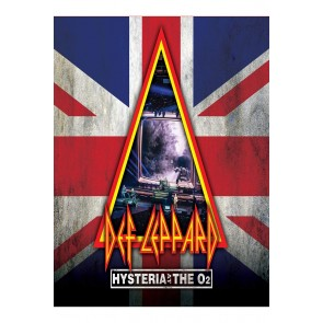 HYSTERIA AT THE O2 2CD+DVD