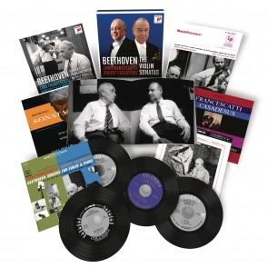 Francescatti & Casadesus - Beethoven Son 7CD