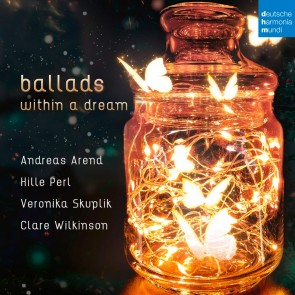 Ballads within a Dream CD