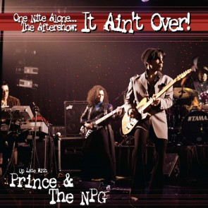 One Nite Alone... The Aftershow: It Ain' Purple 2LP