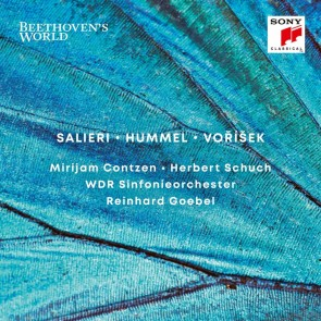 Beethoven's World: Salieri, Hummel, Vori LP