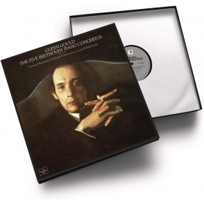 Beethoven: The 5 Piano Concertos 5LP