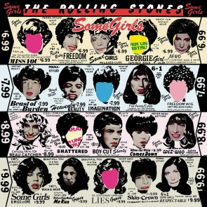SOME GIRLS LP (HALF SPEED REMASTERED)