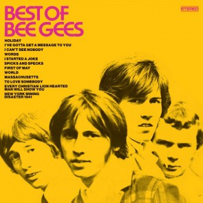 BEST OF BEE GEES LP