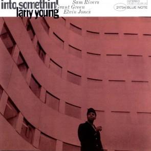 INTO SOMETHIN' LP