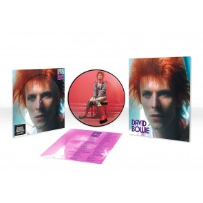 SPACE ODDITY (LP LIMITED PICTURE)
