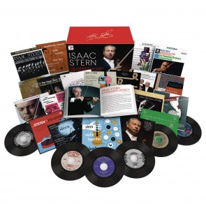 Isaac Stern - The Complete Columbia Anal 75CD