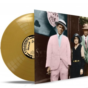 Rough and Rowdy Ways Yellow LP