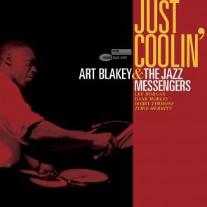 BLAKEY ART&THE J.MESSENGER LP