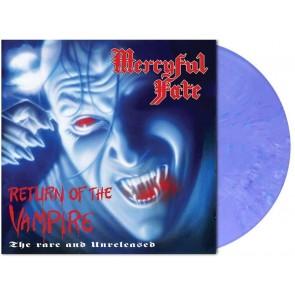 RETURN OF THE VAMPIRE VIOLET  LP BLUE MARBL. (500)