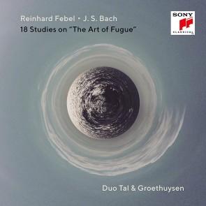 J.S. Bach & Reinhard Febel: 18 Studies o 2CD