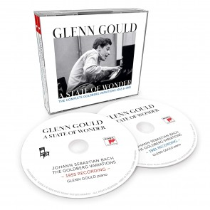 Glenn Gould - A State of Wonder - The Co 2CD