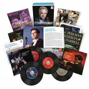 Itzhak Perlman - The Complete RCA and Co 18CD