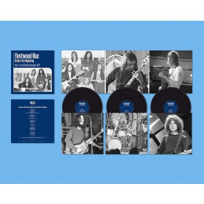 Before the Beginning Vol 2: Live & Demo 3LP