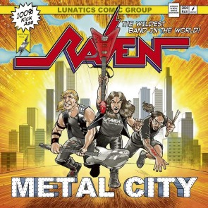 METAL CITY CD