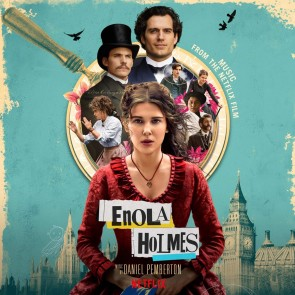 ENOLA HOLMES (MUSIC FROM THE NETFLIX FILM) CD