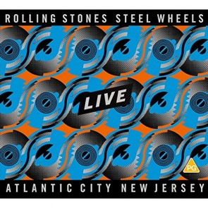 STEEL WHEELS LIVE 2CD+BLU RAY