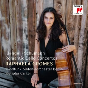 Klengel, Schumann: Romantic Cello Concer CD