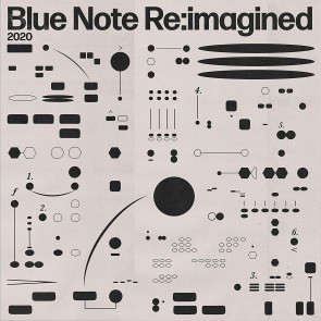 BLUE NOTE RE:IMAGINED GATEFOLD 2LP